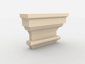 Głowica pilastra - PG - 1/350