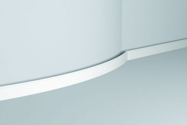 Elastyczna listwa przypodłogowa do ścian i kolumn Wallstyl FL1