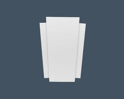Element dekoracyjny do biblioteczek M9010/A