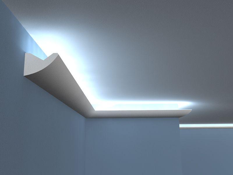 listwa o wietleniowa lo 1a o wietlenie led decor system. Black Bedroom Furniture Sets. Home Design Ideas