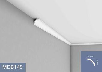 Listwa sufitowa MDB145F (elastyczna)