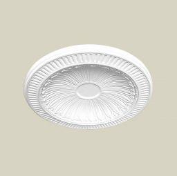 Rozeta sufitowa styropianowa R02