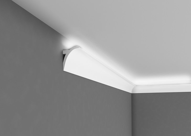 listwa o wietleniowa sufitowa led ql011. Black Bedroom Furniture Sets. Home Design Ideas