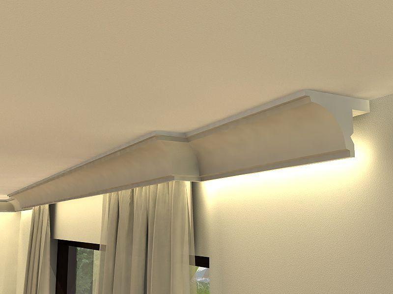 listwa do maskowania karnisza lko2. Black Bedroom Furniture Sets. Home Design Ideas