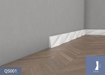 Listwa Przypodłogowa Origami QS-001