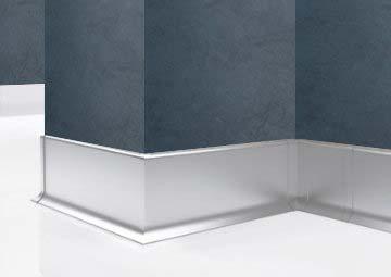 Listwy przypodłogowe Aluminiowe i Inox