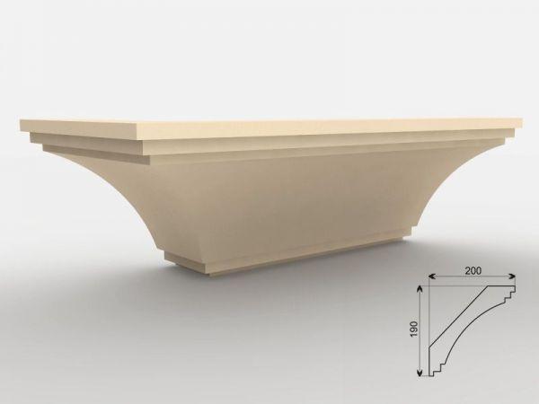 Faseta pod podbitkę FE - 2