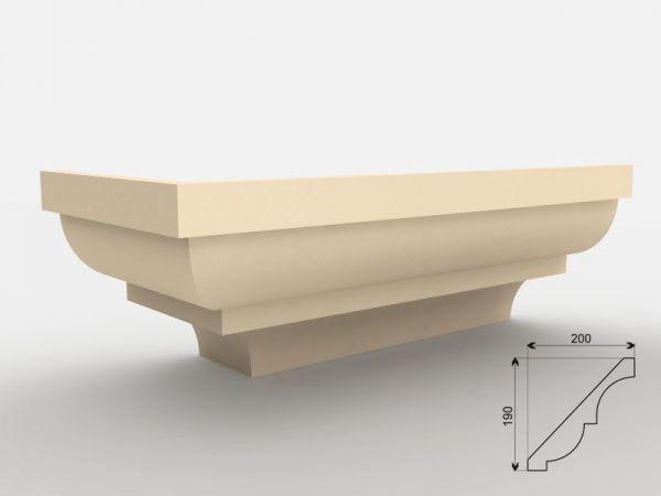 Faseta pod podbitkę FE - 6