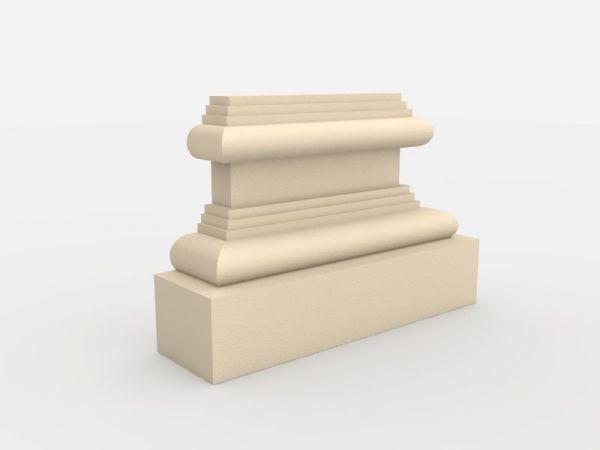 Baza pilastra PB - 1/350
