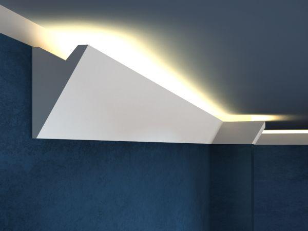 Listwa oświetleniowa ścienna LO2 cieply kolor