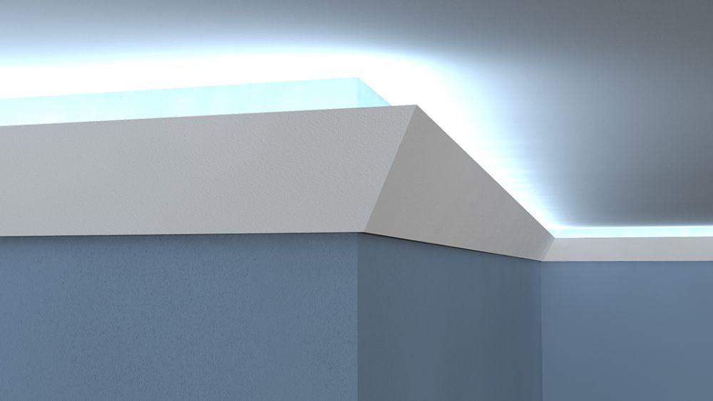 oświetlenie ściany