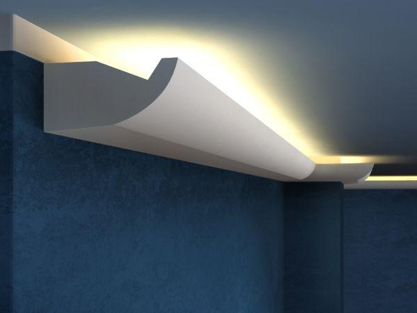 Listwy oświetleniowe Decor System ścienne LED LO9 Decor System