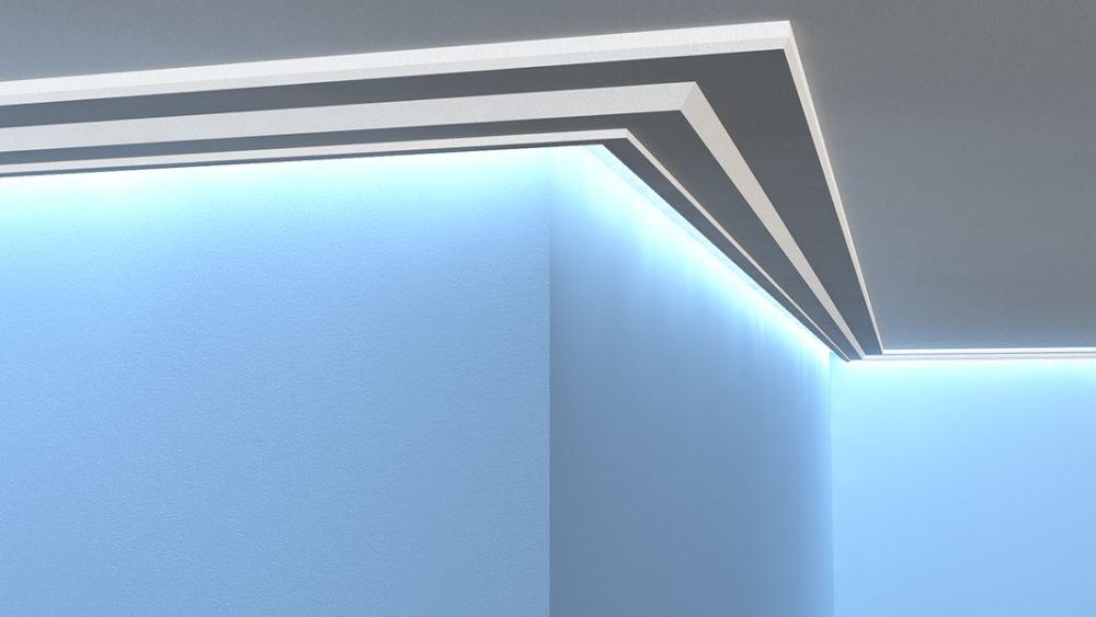 listwy oświetleniowe sufitowe led