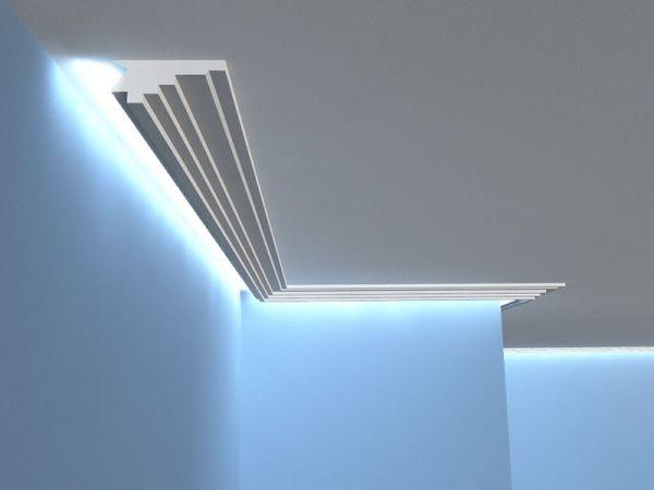 Listwa oświetleniowa pod sufit LO16