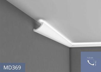 Listwa oświetleniowa sufitowa MD369 Mardom Decor