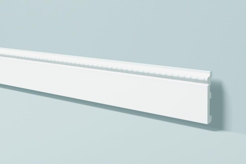 Listwa przypodłogowa poliuretanowa Wallstyl FO1