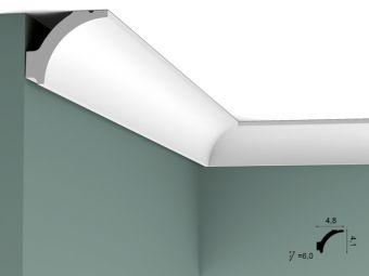 Listwa sufitowa C260/F