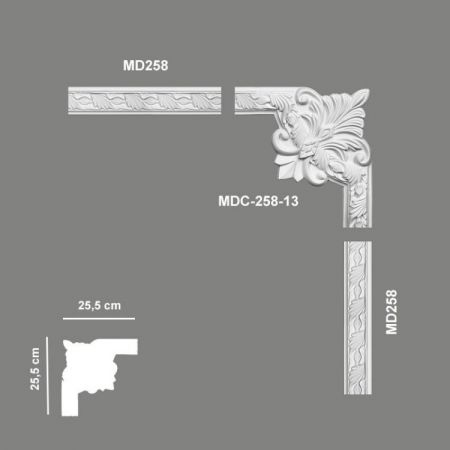 Narożnik MDC258-13 Mardom Decor