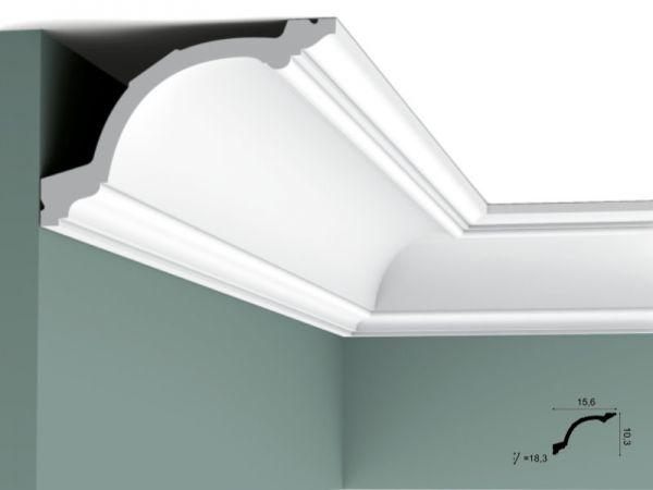 Listwa sufitowa ORAC C217 luxxus