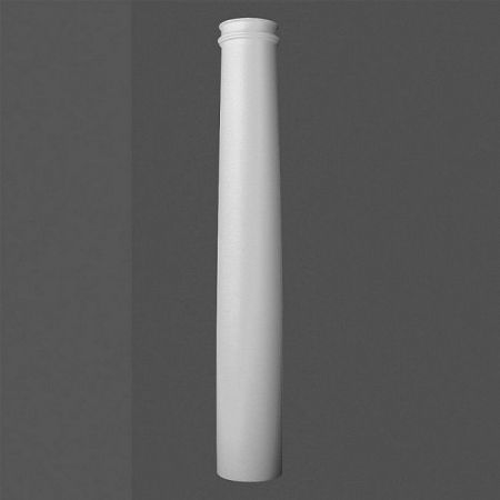 Szeroka kolumna stożkowa K3102 gładka (trzon)