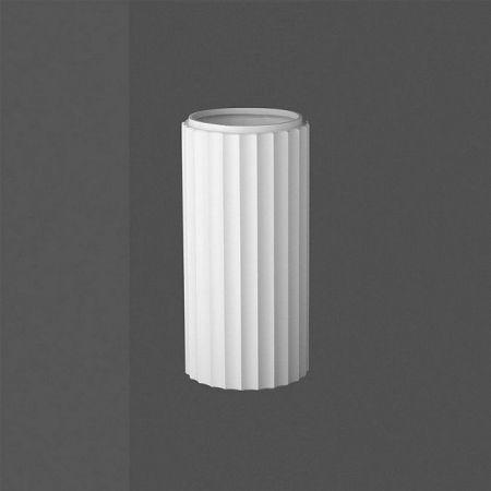 Trzon kolumny K4002 żłobiony (element)