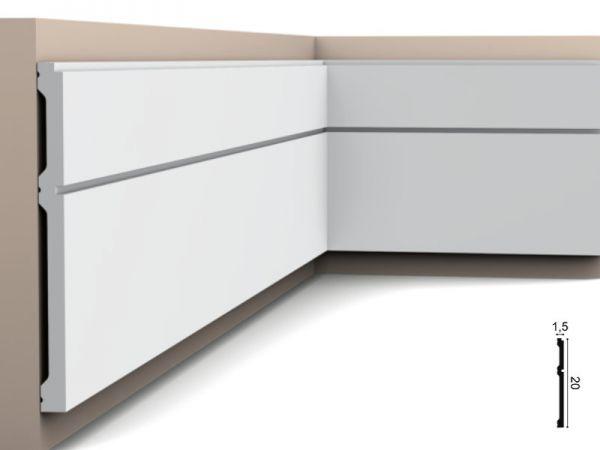 Listwa ścienna szeroka P5050 Orac Decor