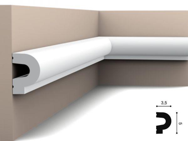 Listwa ścienna P8060F FLEX (giętka)