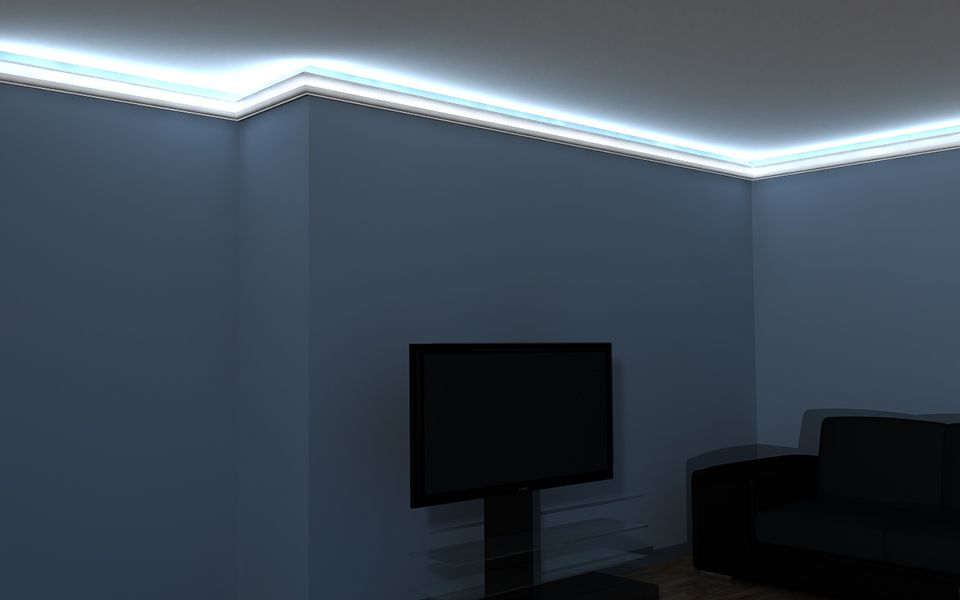listwa oświetleniowa ścienna