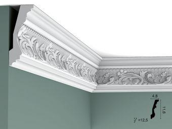 Listwa sufitowa C201/F