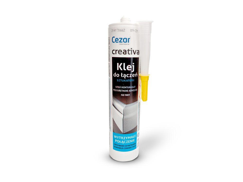 Klej CREATIVA by Cezar do łączeń 300 ml C310