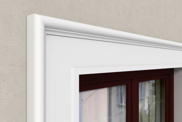 listwa zewnętrzna okienna Decor System