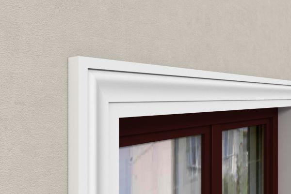 listwy do dekoracji okien Decor System