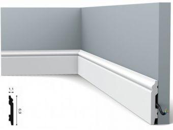Listwa przypodłogowa do paneli ORAC SX165