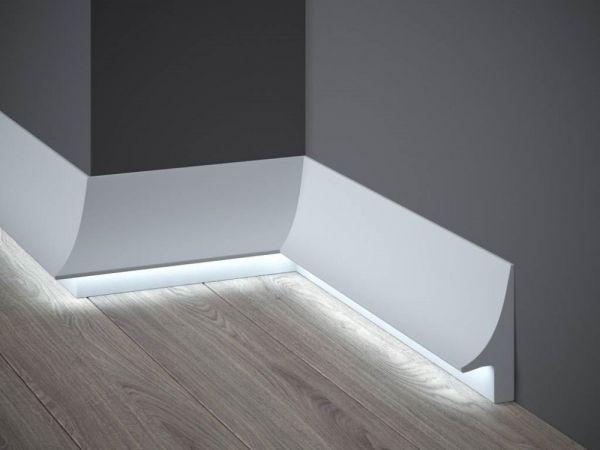 Listwa przypodłogowa z oświetleniem LED QL007