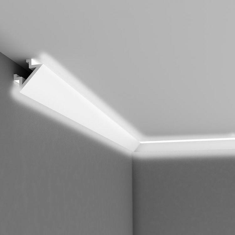 W Ultra Listwa przysufitowa oświetleniowa QL004 DN28