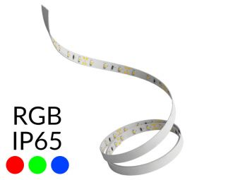 TAŚMA LED 300 RGB IP 65 SMD 5050 12V