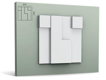 Panel Ścienny 3D Cubi W102