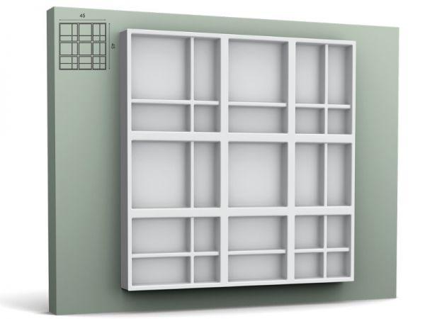 Panel Ścienny 3D Kilt W104