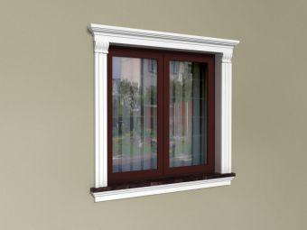 Opaska okienna - Zestaw okienny ZO2