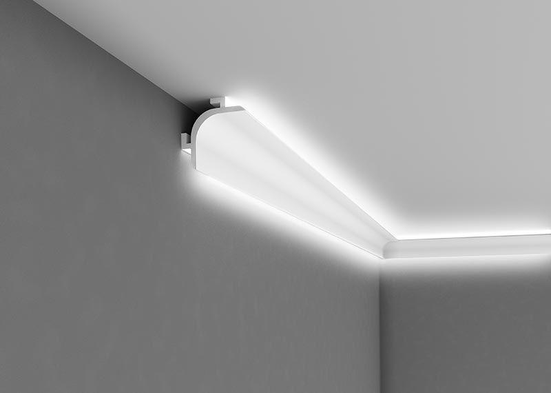 W superbly Listwa przysufitowa LED QL003 EU03