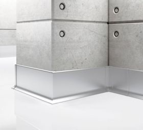 Listwa przypodłogowa aluminiowa LP59