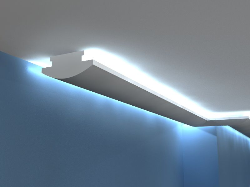 Listwa o wietleniowa sufitowa led lo 27 - Lichtleiste deckenbeleuchtung ...