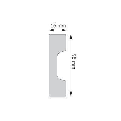 Listwa przypodłogowa LPC-27