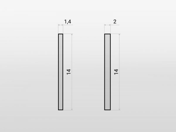 Deska Drewnopodobna Tik