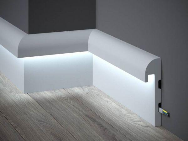 Listwa przypodłogowa LED QL015 Paper Mardom Decor
