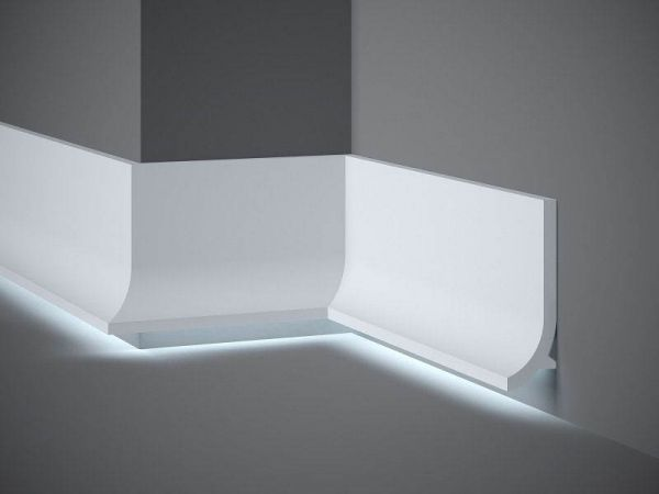 Listwa przypodłogowa LED QS011 Mardom Decor