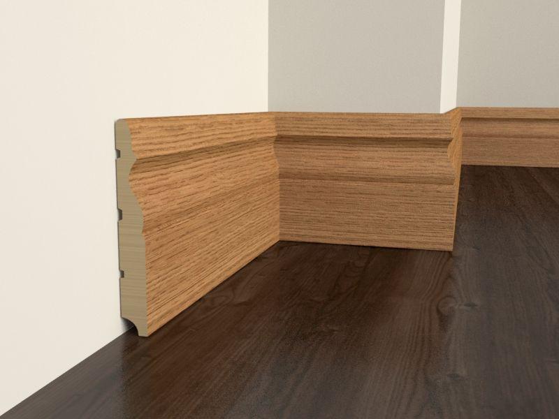 Listwa przypodłogowa drewniana DSD-20