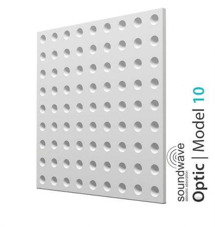 Gipsowy Panel Dekoracyjny 3d Optic