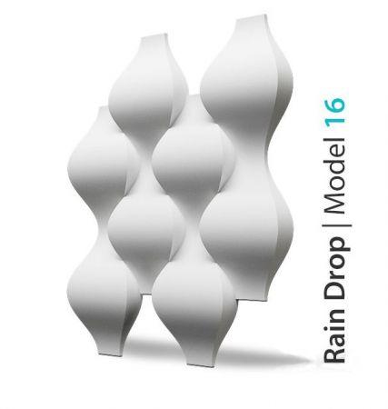 Panel 3D Dekoracyjny Rain Drop