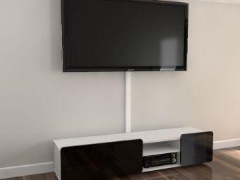 Listwa maskująca kable tv LTV03